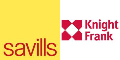savills knight frank logos